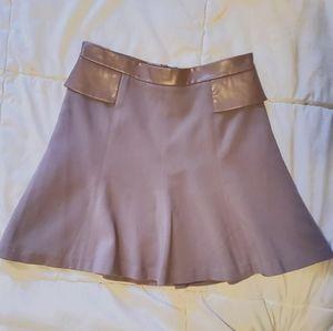 Walter Baker Mauve Skirt
